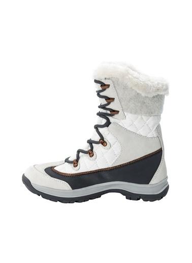 Jack Wolfskin Jack Wolfskın Aspen Texapore Hıgh Kadın Outdoor Ayakkabı Beyaz